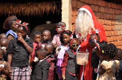 Village Santa